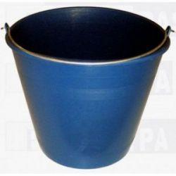 Cubo Agua Plastico Azul