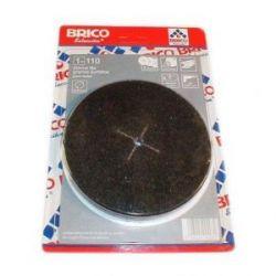 Disco Lija Brico 1-112 Metal Entrefino