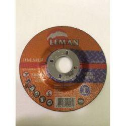 Disco Corte Metal Leman