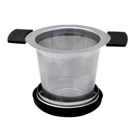 Filtro Vaso Infusion con Tapa