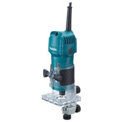 Fresadora Makita 3709 530W Pinza 6Mm