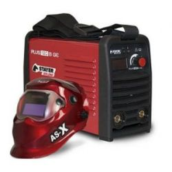 Grupo Soldar Inverter 120 B Ge con Mascara Asx