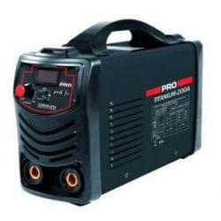 Grupo Soldar Inverter Titanium 200E con Accesorios