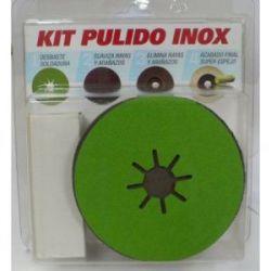 Kit Pulido Inox