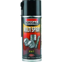 Lubricante Spray Multiusos 400 Ml
