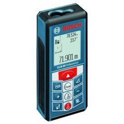 Medidor Laser Bosch Glm 80 + Guia R60