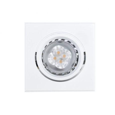 Oculo Ceiling Cuadrado Gu10 4 W 240 Lumens