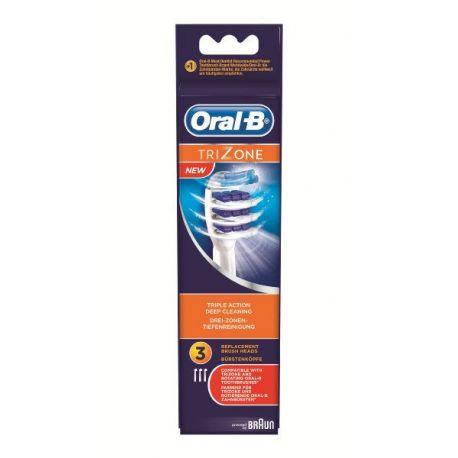 Recambio Cepillo Dental Trizone Eb 30 3 Unidades
