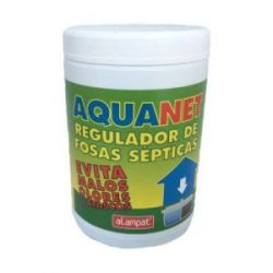 Regulador de Fosas Septicas Aquanet 800 Gr