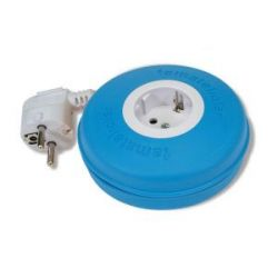 Prolongador Roller 1 Toma 2 M 16A 3X1,5