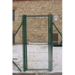 Puerta Verde Peatonal Tot.Ancho 1M