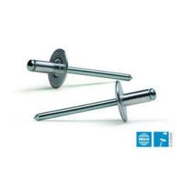 Remache Aluminio Estandar C/Ancha C/25