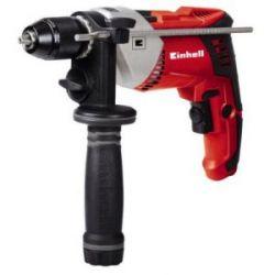 Taladro con Cable Percutor Te Id 750W + Set Brocas