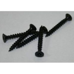 Tirafondo Negro Avellanado 3.5X16 C200