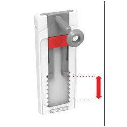 Tiras Adhesivas Powerstrips Tornillo Ajustable 1Kg
