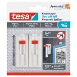 Tiras Adhesivas Powerstrips Clavo Ajustable