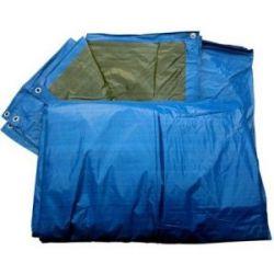 Toldo Multiuso Azul/Verde 90 Grs