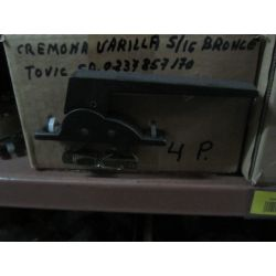 CREMONA DEDALES 4005-5/16 BRONCE