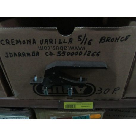 CREMONA S/16 BRONCE IDARRAGA