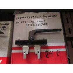 CREMONA DEDAL 6501-5/16 LAC IZQ.NEGRO TOVIC