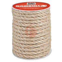 Cuerda Sisal 4 Cabos 6 mm