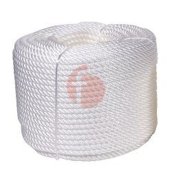 Cuerda Cableada Polipropil 4 Cabos 5Mm Blanco 100M