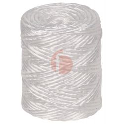 Bobina Rafia 1.7 Mm Blanco 400 Gr