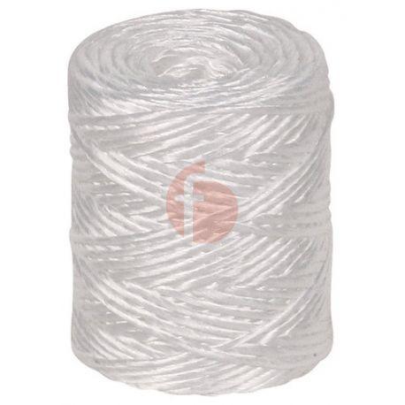 Bobina Rafia 1.7 Mm Blanco 400 Gr