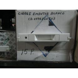 CIERRE EMB.C-23 L/BLANCO