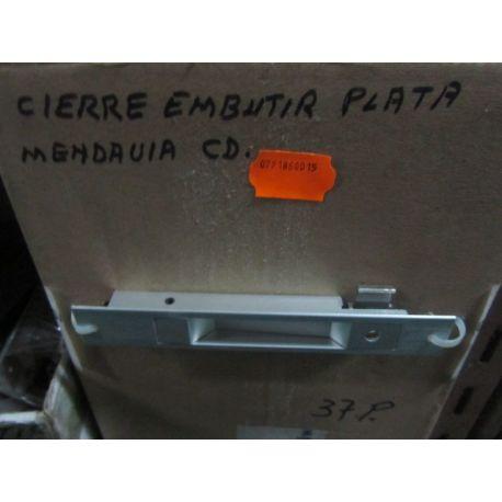 CIERRE EMB. PLATA N. SG-60
