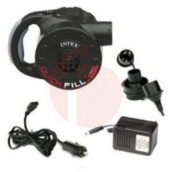 Hinchador Electrico con Adaptador Coche de Intex