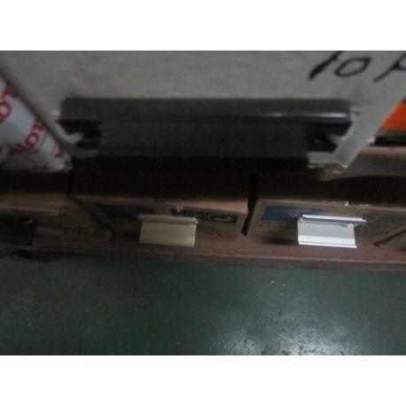 CIERRE LAT. 70mm. IZDA. Ref. 4042 L/NEGRO