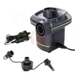 Hinchador Electrico Quick Fill + Adap 12V de Intex