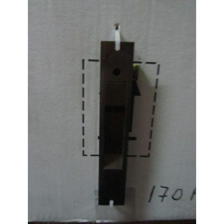 CIERRE LAT. EMBUT. (enganche H?) Ref. 4208 C/BRONCE