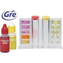 Analizador Kit Ph Cloro/Bromo + Ph de Gre