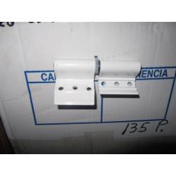 BISAGRA DESLIZ. INOX S/4000 IZQ. Ref. 5033 L/BLANC