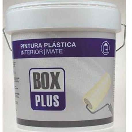 Pintura Plástica Interior Box Plus Blanco Mate