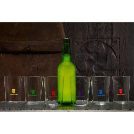Vasos de Sidra Colores