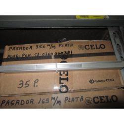 PASADOR 350 PLATA