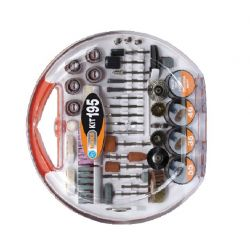Kit Accesorios Multiherramienta Universal 195 Piezas