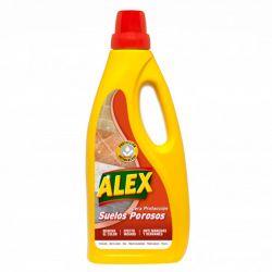 Cera de Protección para Suelos Porosos Alex 750 ml