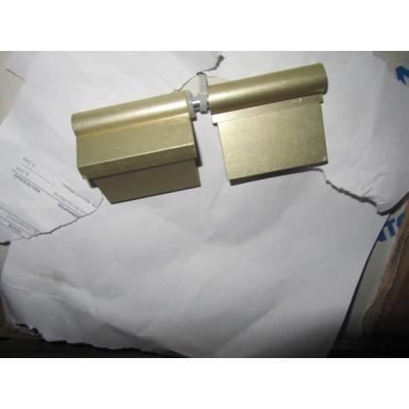 Bisagra para Ventana de aluminio derecha