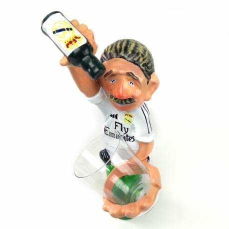 Escanciador Sidra Isidrín Real Madrid