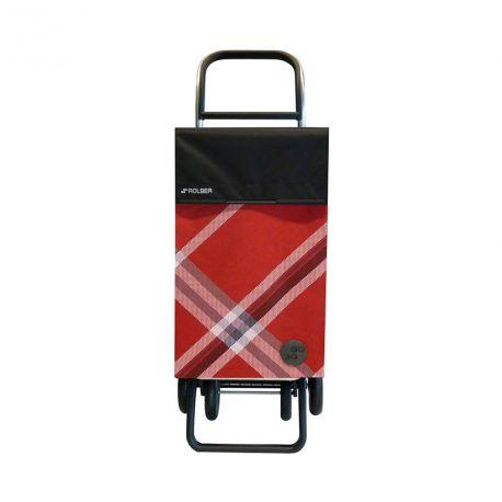 Carro compra Rolser classic bora n 4.2 color rojo