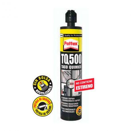 Anclaje Químico Pattex TQ500