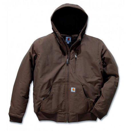 Chaqueta Carhartt Woodward Active canyon brown