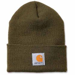 Gorro Carhartt Watch army green