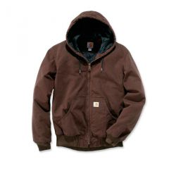 Chaqueta Carhartt Ripstop Active dark brown