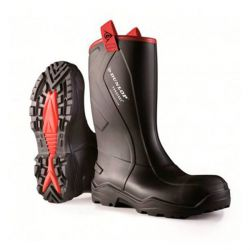 Botas de Agua Purofort Rugged Full Safety