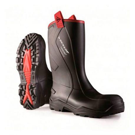 comprar online a0a10 2e907 Botas de Agua Purofort Rugged Full Safety Dunlop